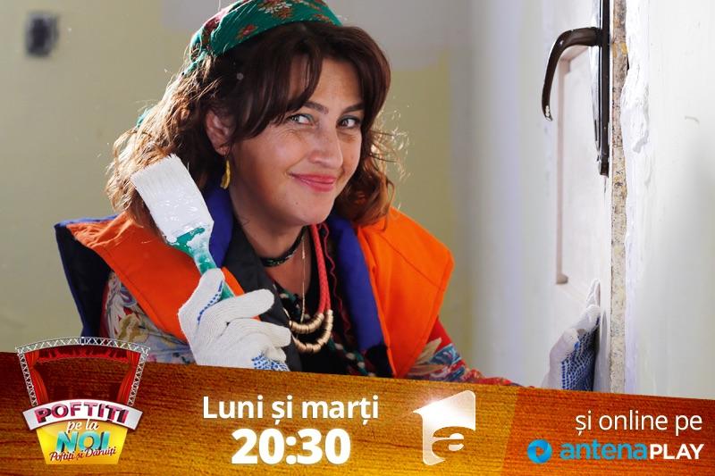 Promo Rona Hartner Antena 1